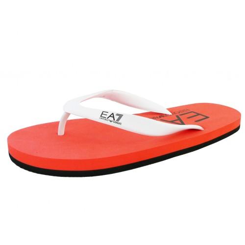 29c60e7cd2c95c EA7 Emporio Armani Mens Flip Flops