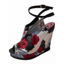 Fornnarina Wedge Sandals