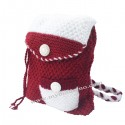 Handmade Knitted Kids Backpack